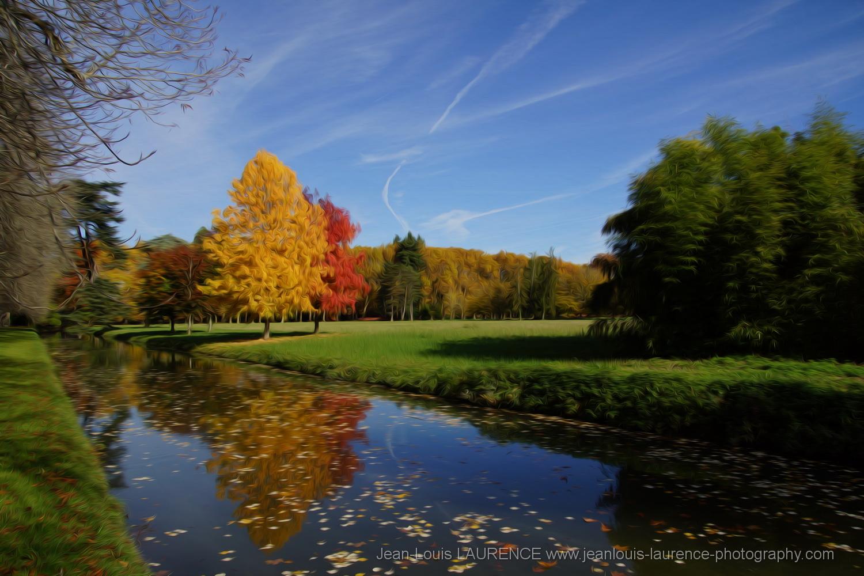 Couleurs d'automne. Parc de Richelieu 37