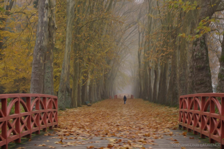 Allée du parc de Richelieu 37