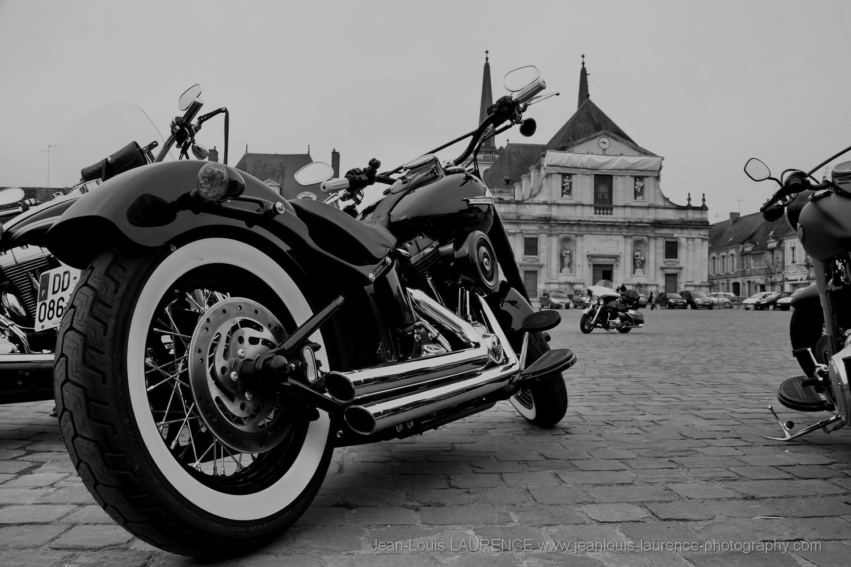 Des Harleys à Richelieu