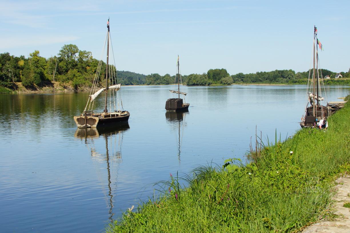 Port de Bréhémont, sur la Loire 37