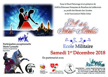 Invitation au Bal de la Saint Nicolas